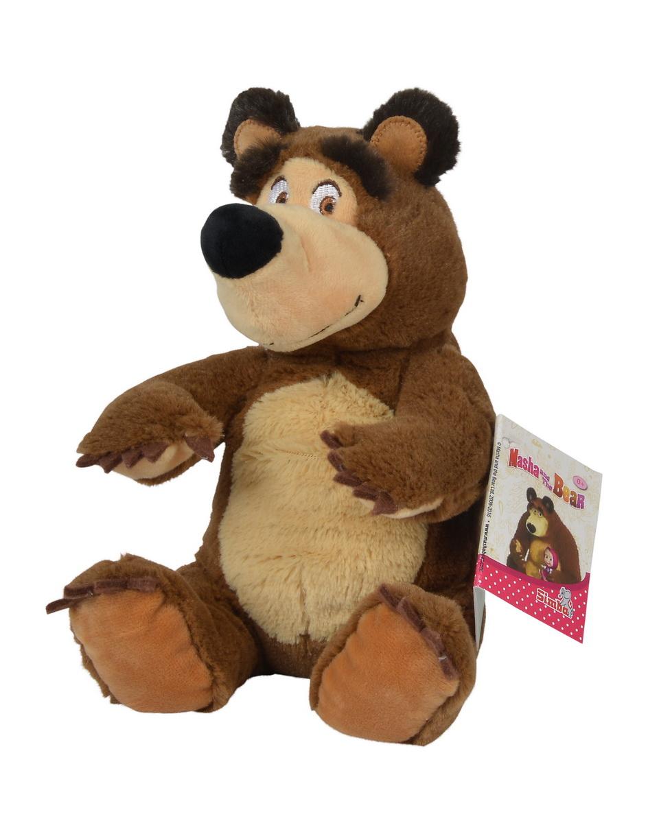 Ursul De Plus 20 Cm In Sezut