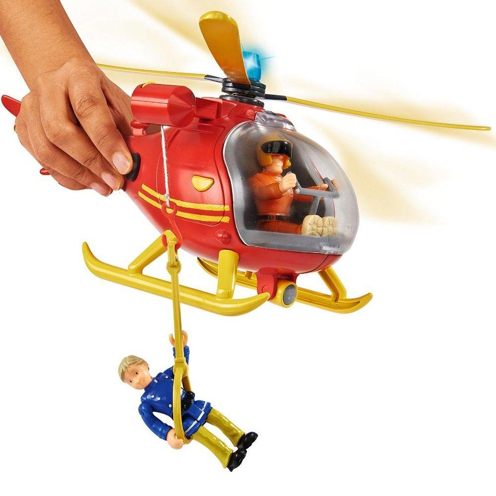 Elicopterul Pompierului Sam Wallaby