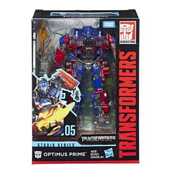 Transformers Gen Series Voyager Optimus Prime