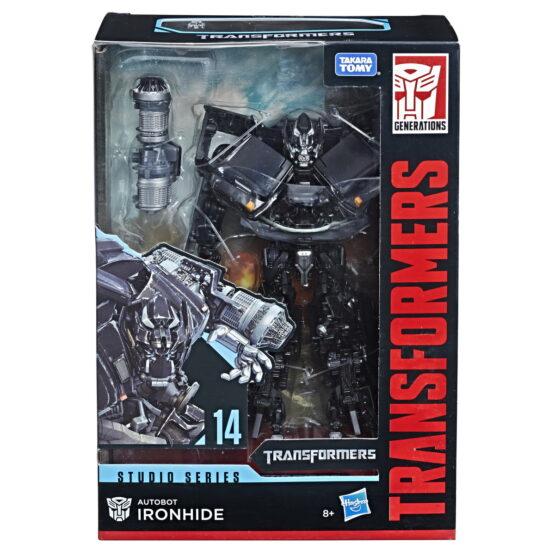 Transformers Gen Series Voyager Ironhide