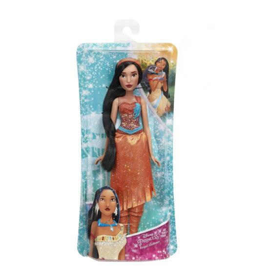 Papusa Printesa Stralucitoare Pocahontas