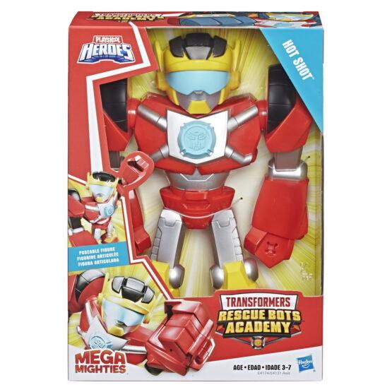 Transformers Robot Super Puternic Hotshot