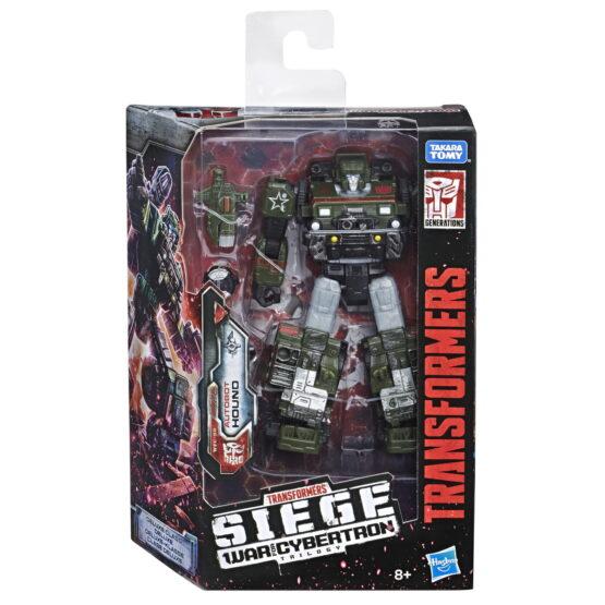 Transformers Robot Deluxe Autobot Hound