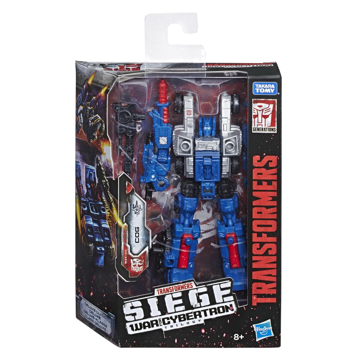 Transformers Robot Deluxe Autobot Cog