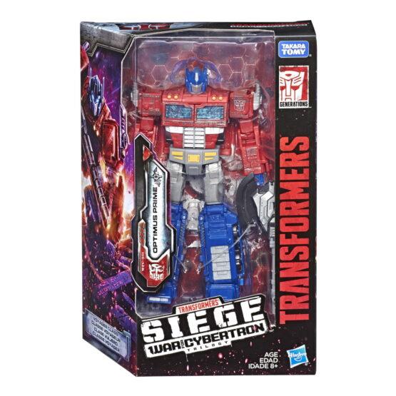 Transformers Voyager Robot Optimus Prime