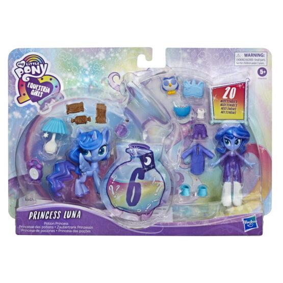 Set Equestria Girls Potiunea Magica A Poneiului Luna