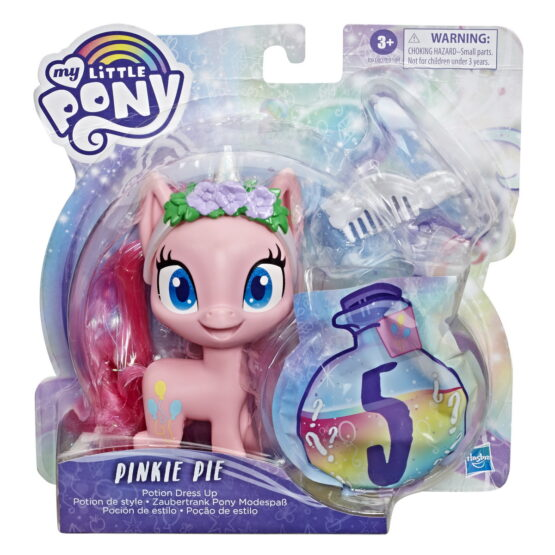 Ponei Pinkie Pie Unicorn Seria Potiunea Magica