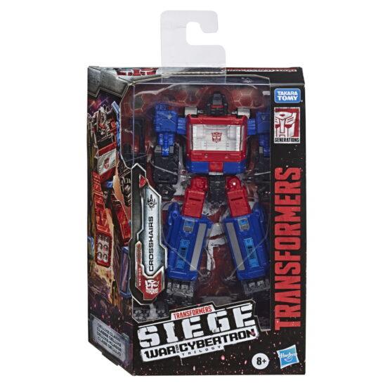 Transformers Robot Deluxe Autobot Crosshairs