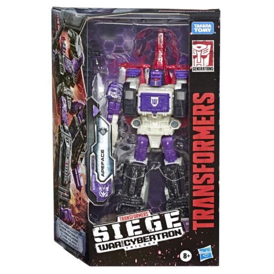 Transformers Voyager Decepticon Apeface