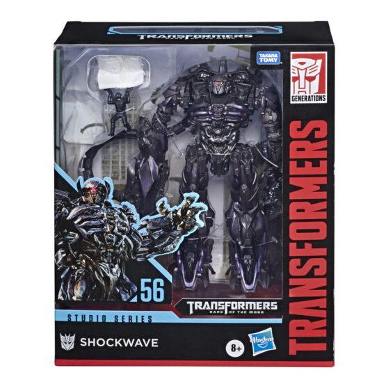 Transformers Robot Shockwave Generations Studio