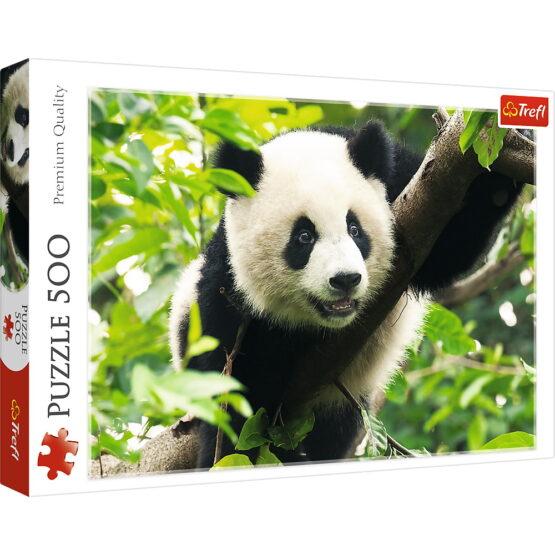 Puzzle Trefl 500 Panda Urias
