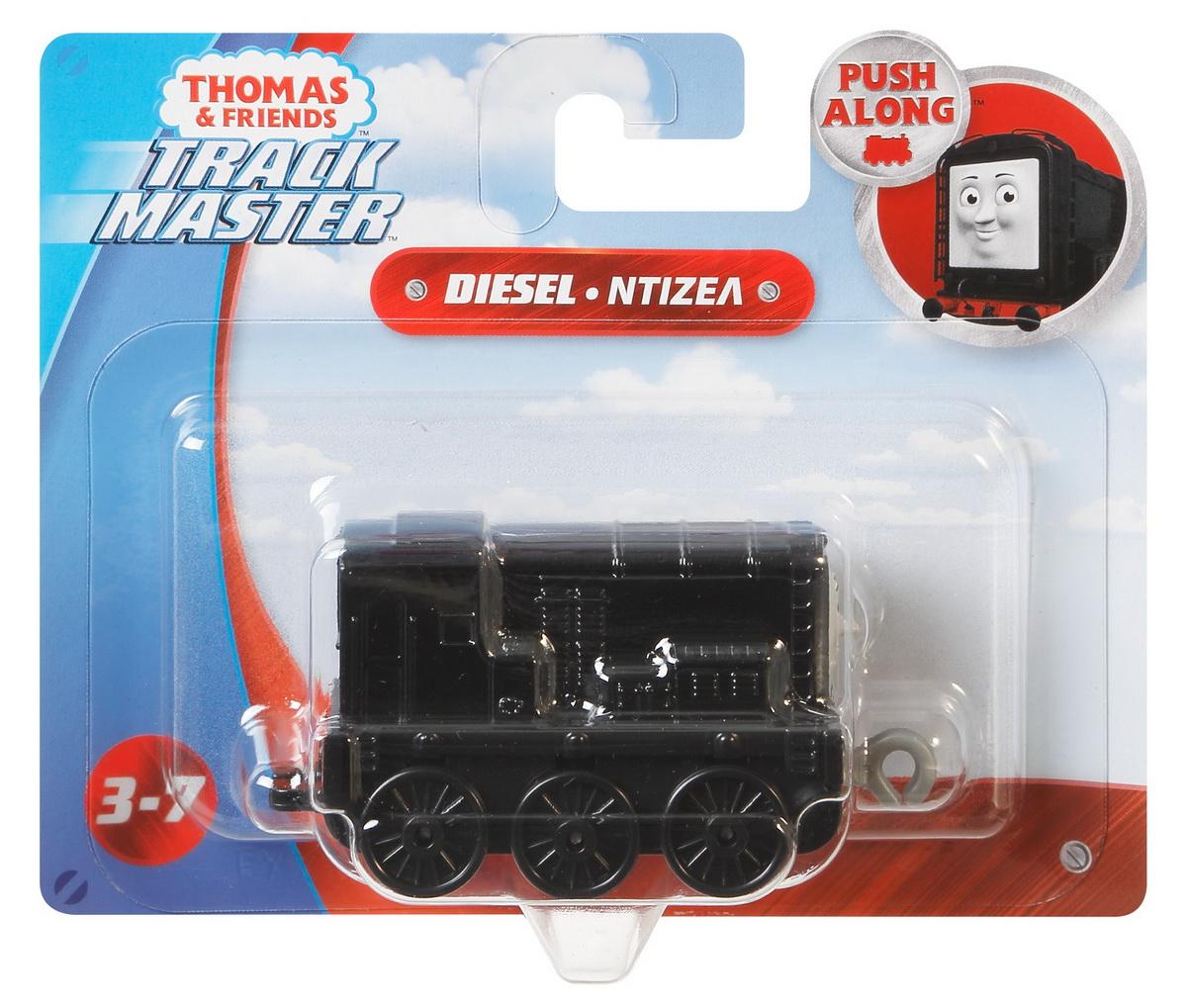 Thomas Locomotiva Push Along Diesel
