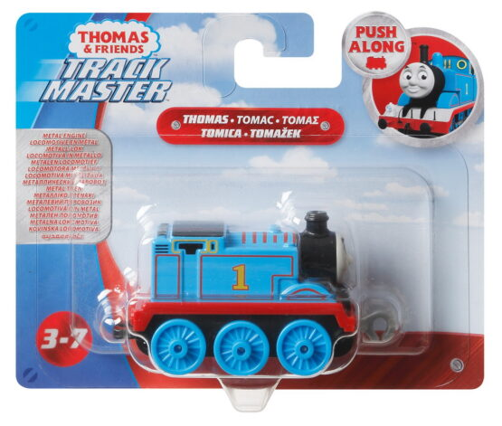 Locomotiva Push Along Thomas