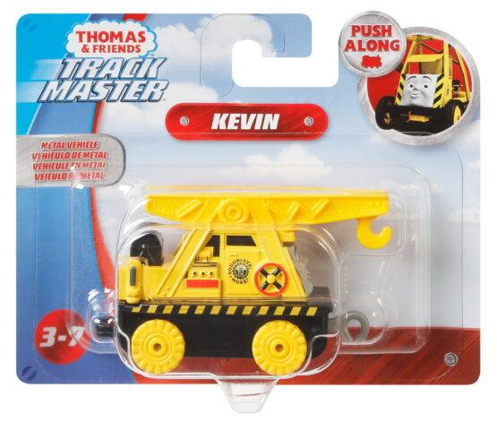 Thomas Locomotiva Push Along Kevin