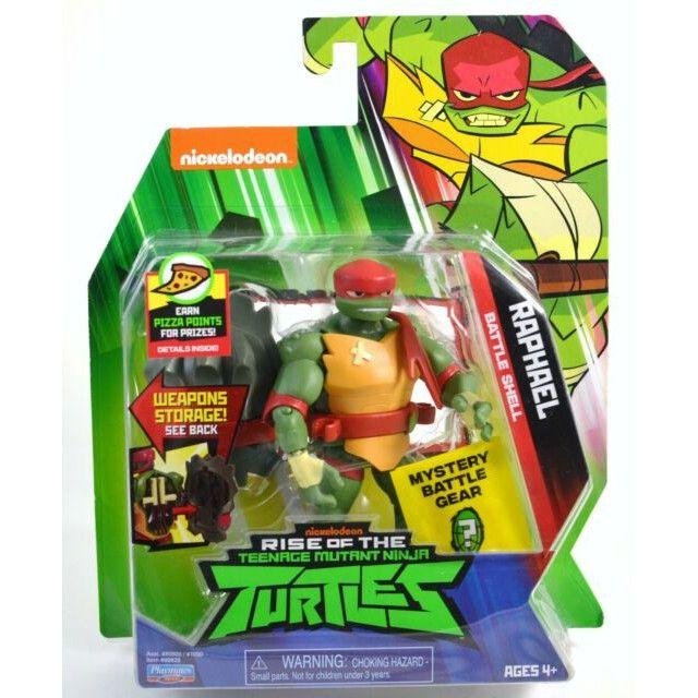 Testoasele Ninja Figurina Raphael Cu Accesorii