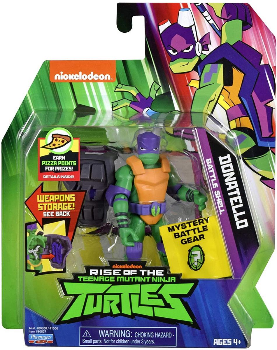 Testoasele Ninja Figurina Donatello Cu Accesorii