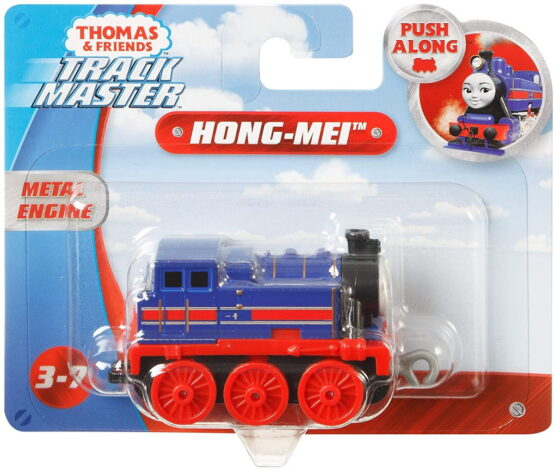 Thomas Locomotiva Push Along Hong Mei