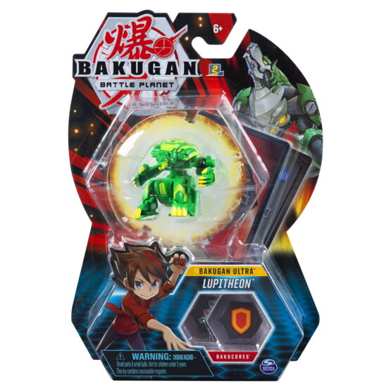 Bakugan Bila Ultra Lupitheon