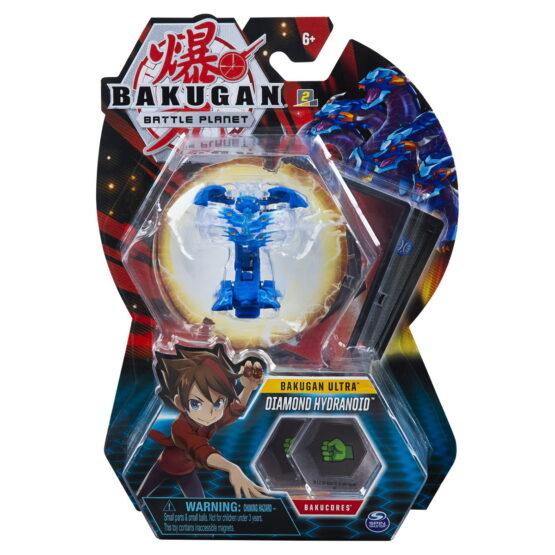 Bakugan Bila Ultra Diamond Hydranoid