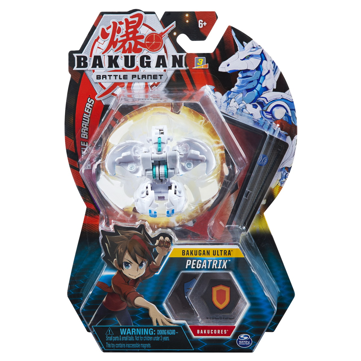 Bakugan Bila Ultra Pegatrix