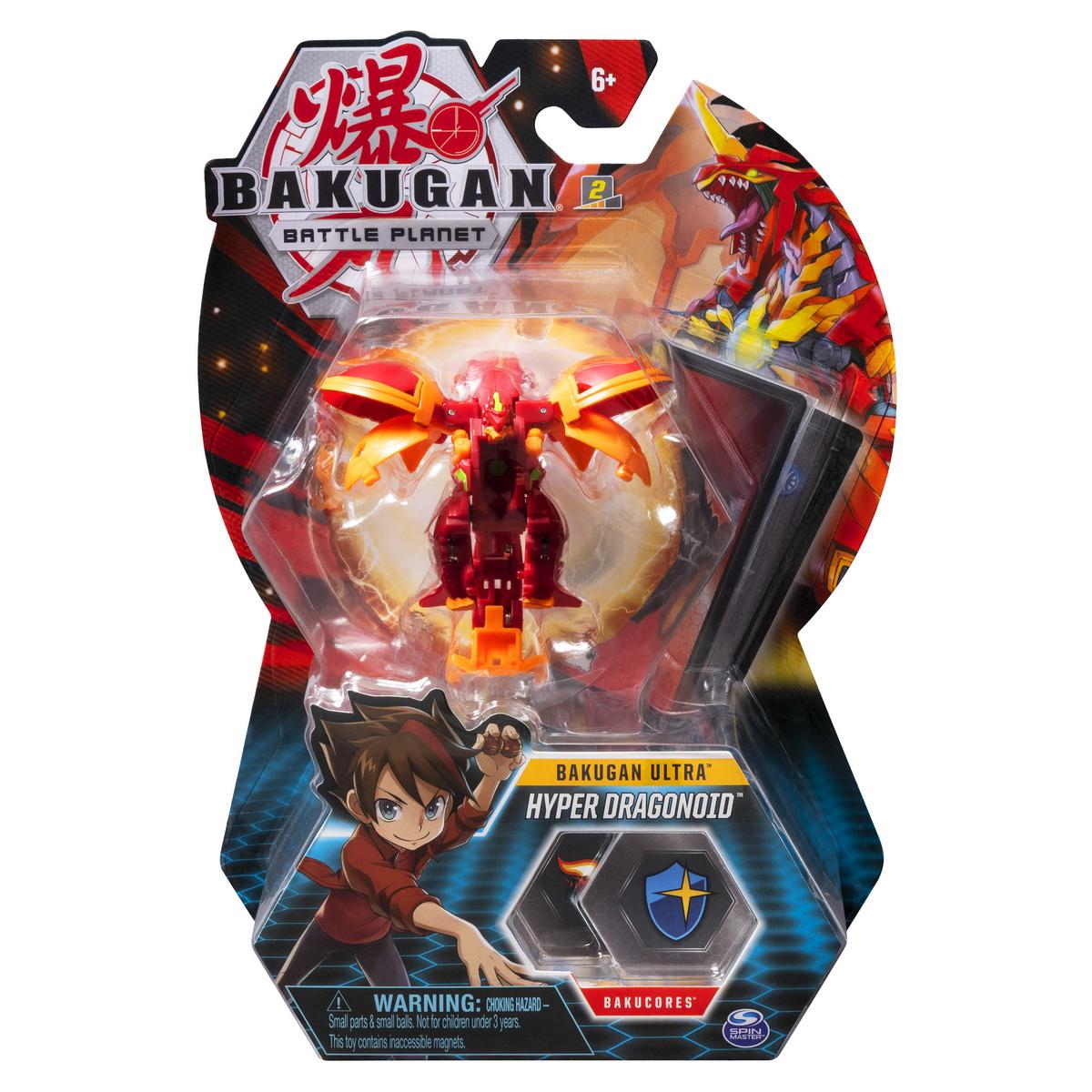 Bakugan Bila Ultra Hyper Dragonoid