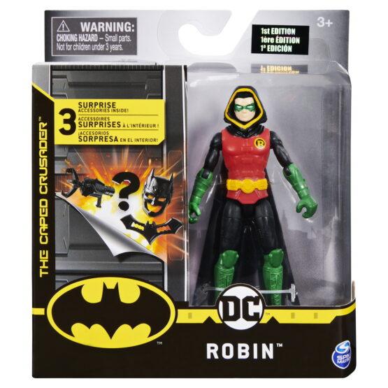 Figurina Robin 10cm Cu Accesorii