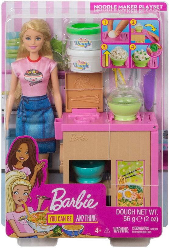 Barbie Set De Joaca Pregateste Noodles