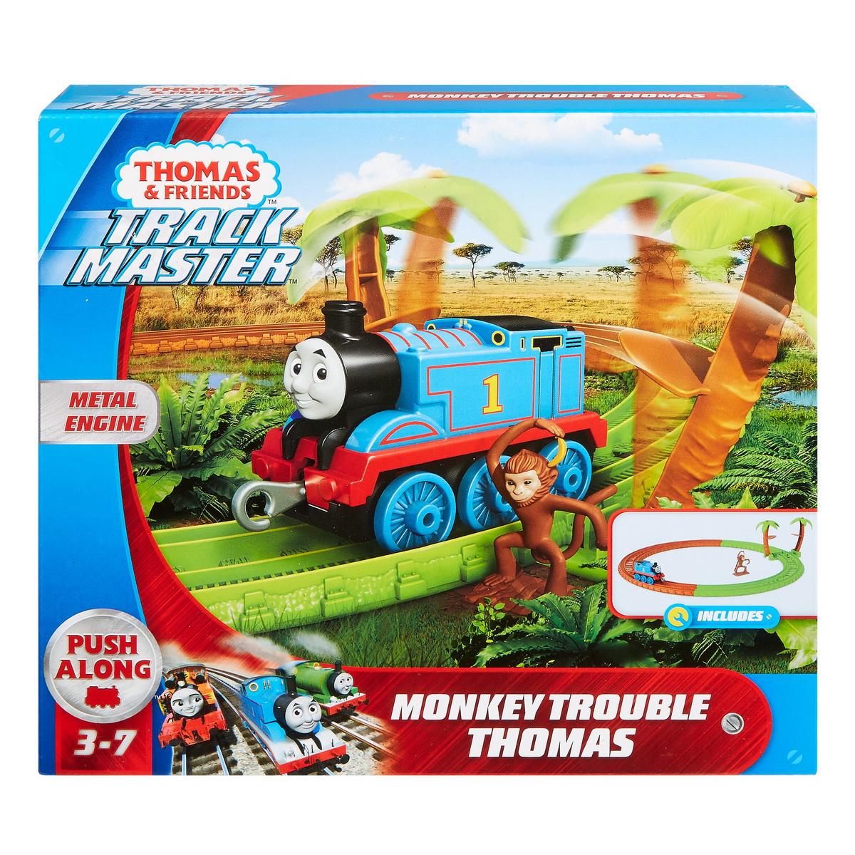 Thomas Set De Joaca Aventuri Cu Maimutica