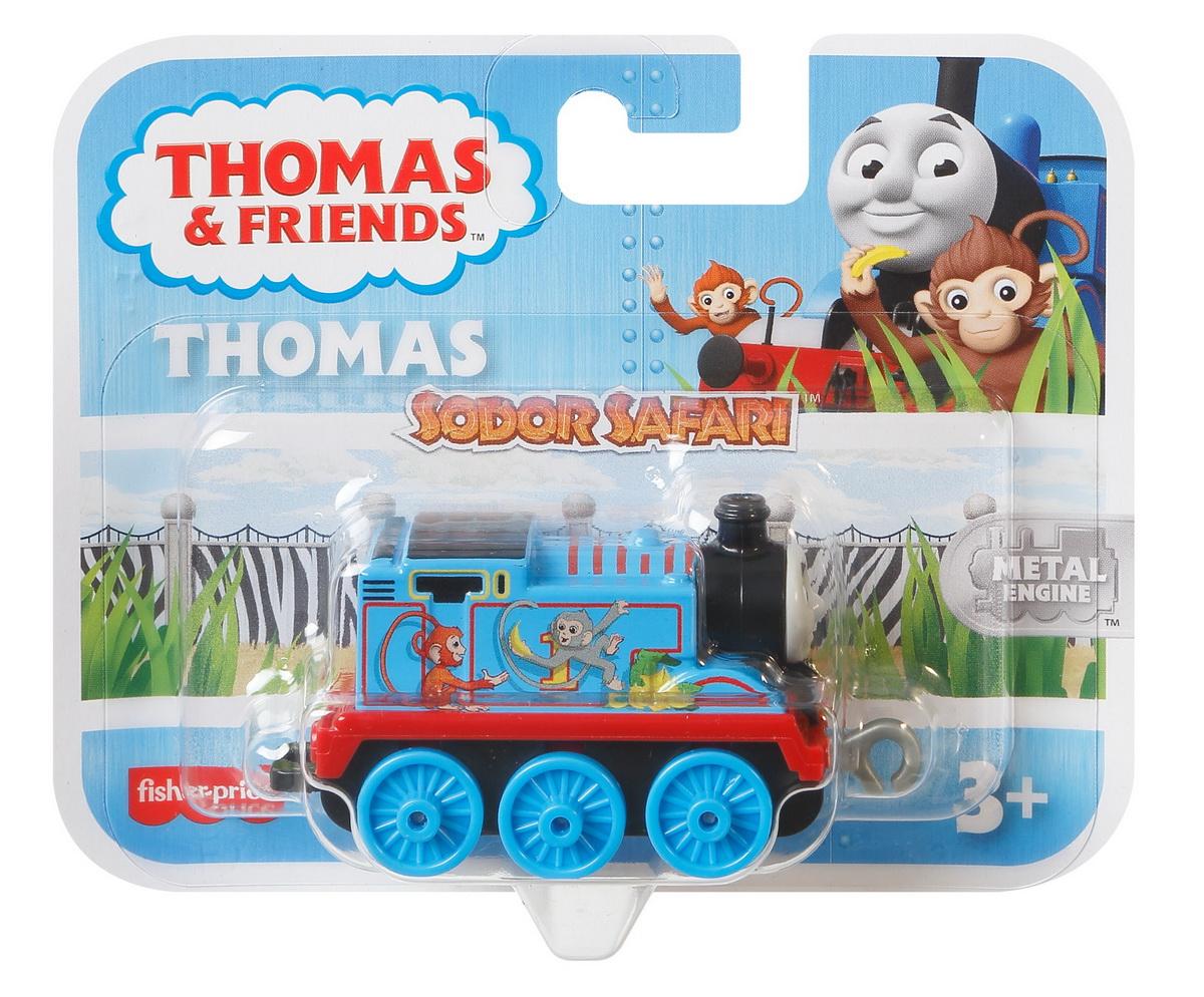 Thomas Locomotiva De Impins Safari