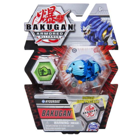 Bakugan S2 Bila Basic Hydorous Cu Card Baku-gear