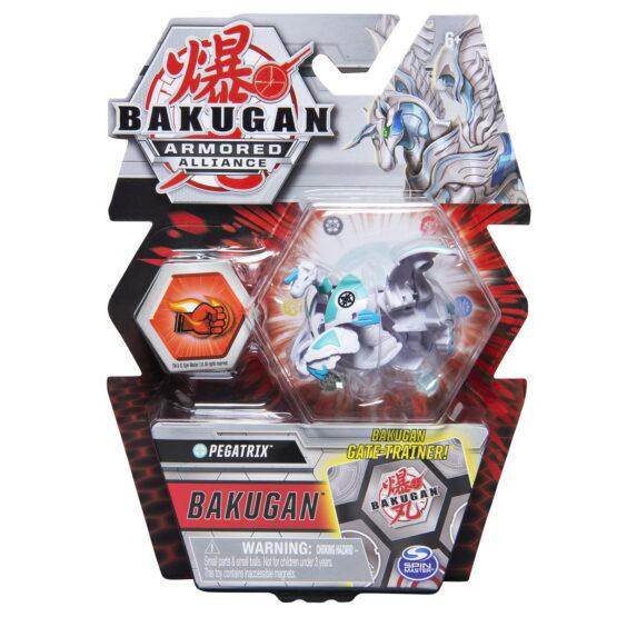 Bakugan S2 Bila Basic Pegatrix Cu Card Baku-gear