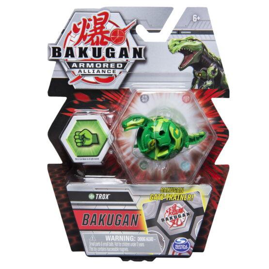 Bakugan S2 Bila Basic Trox Cu Card Baku-gear