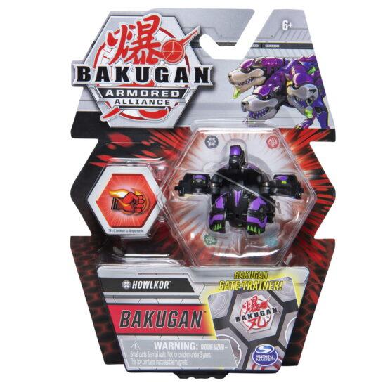 Bakugan S2 Bila Basic Howlkor Cu Card Baku-gear
