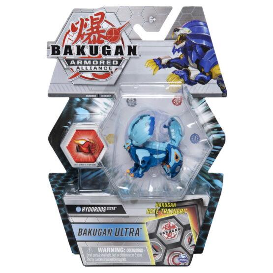 Bakugan S2 Bila Ultra Hydorous Cu Card Baku-gear