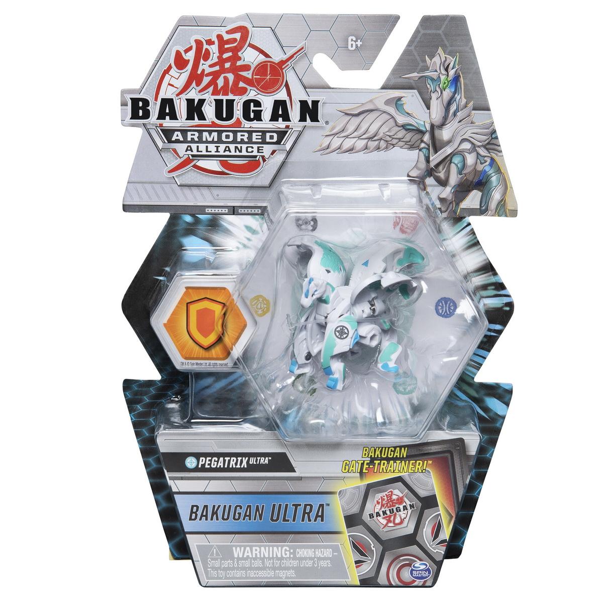 Bakugan S2 Bila Ultra Pegatrix Cu Card Baku-gear