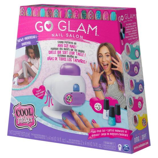 Go Glam Studio Mani Pedi Pentru Fetitele Chic