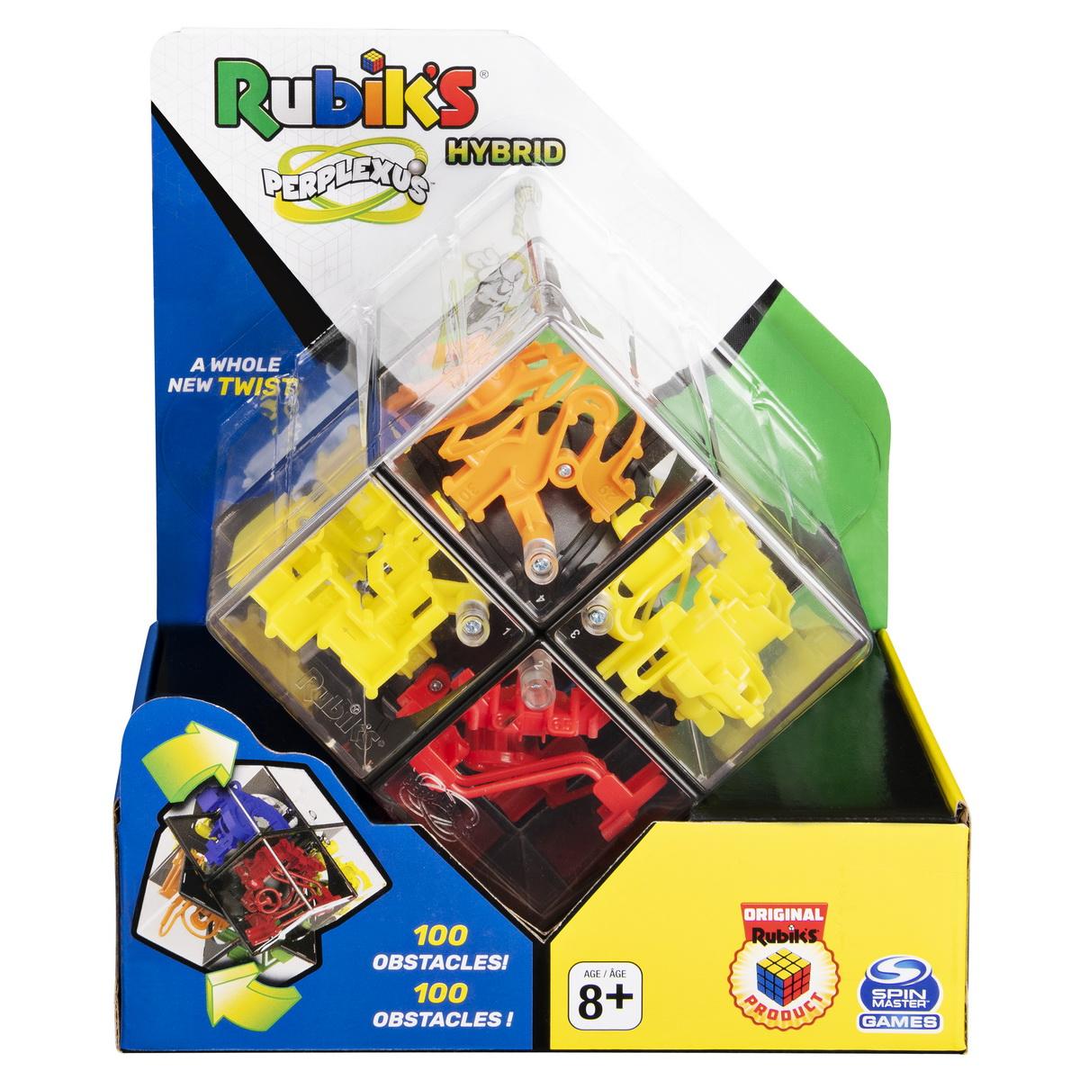 Perplexus Hybrid Cub Rubik 2×2 Cu 100 De Obstacole
