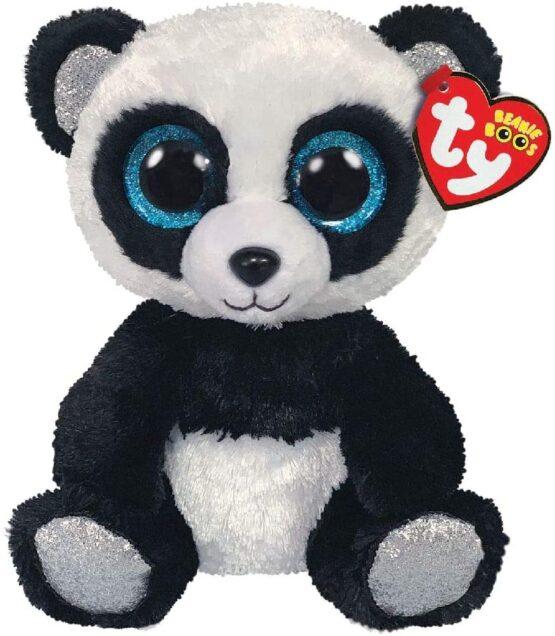 Plus Ty 15cm Boos Ursuletul Bamboo Panda