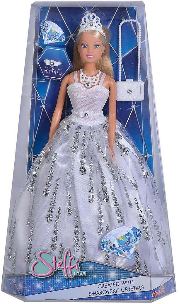 Papusa Steffi Crystal Deluxe