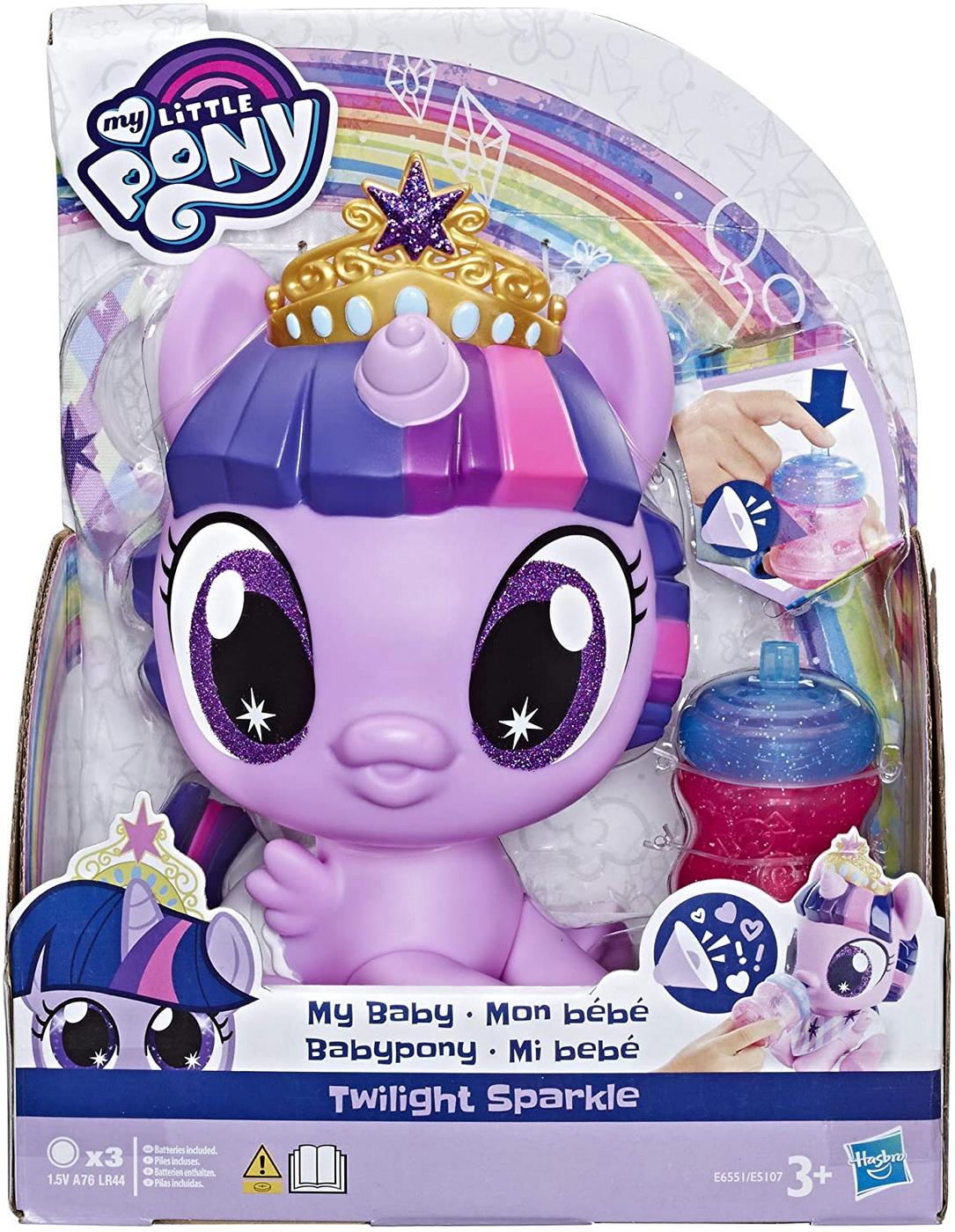 Mlp Baby Twilight Sparkle Ponei Interactiv