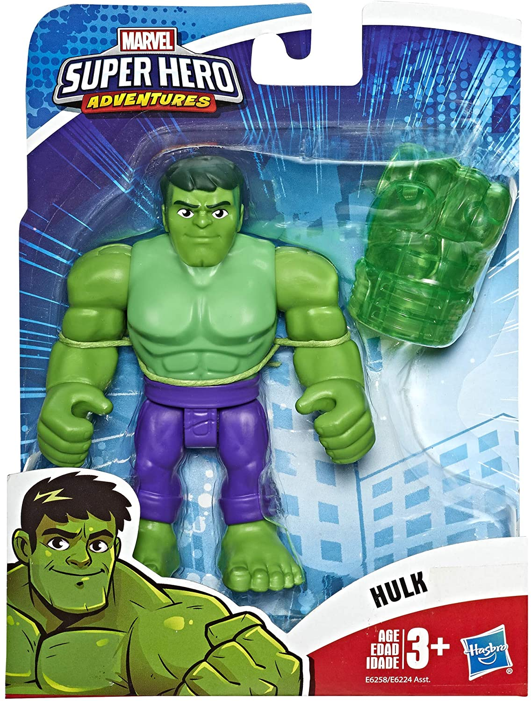 Figurina Avengers Superhero Hulk