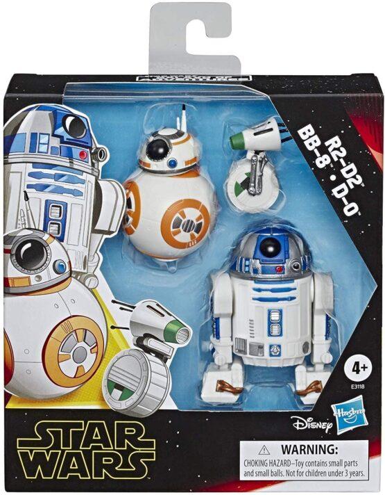 Set Star Wars Goa E9 Droid