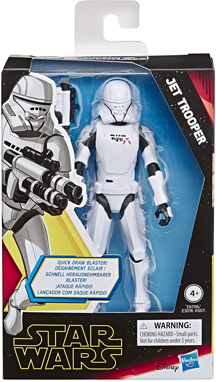Figurina Starwars Jet Trooper 14cm Episodul 9