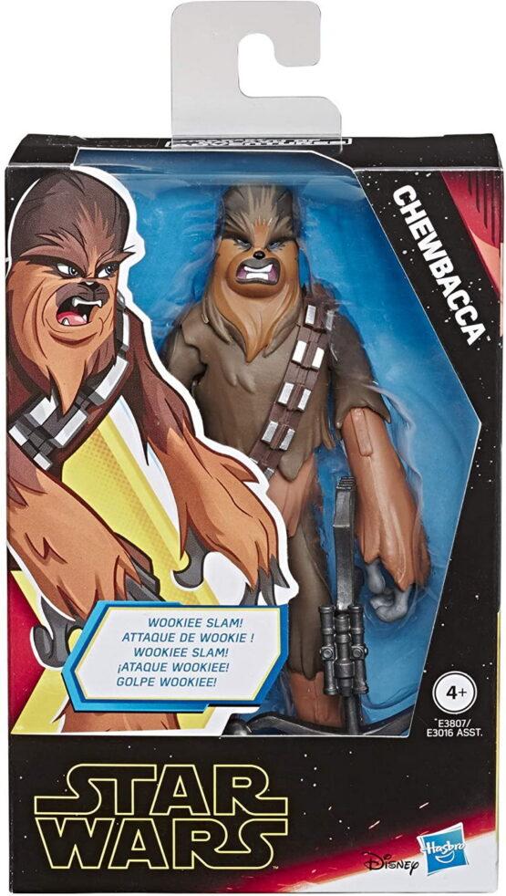 Figurina Starwars Chewbacca 16cm Episodul 9