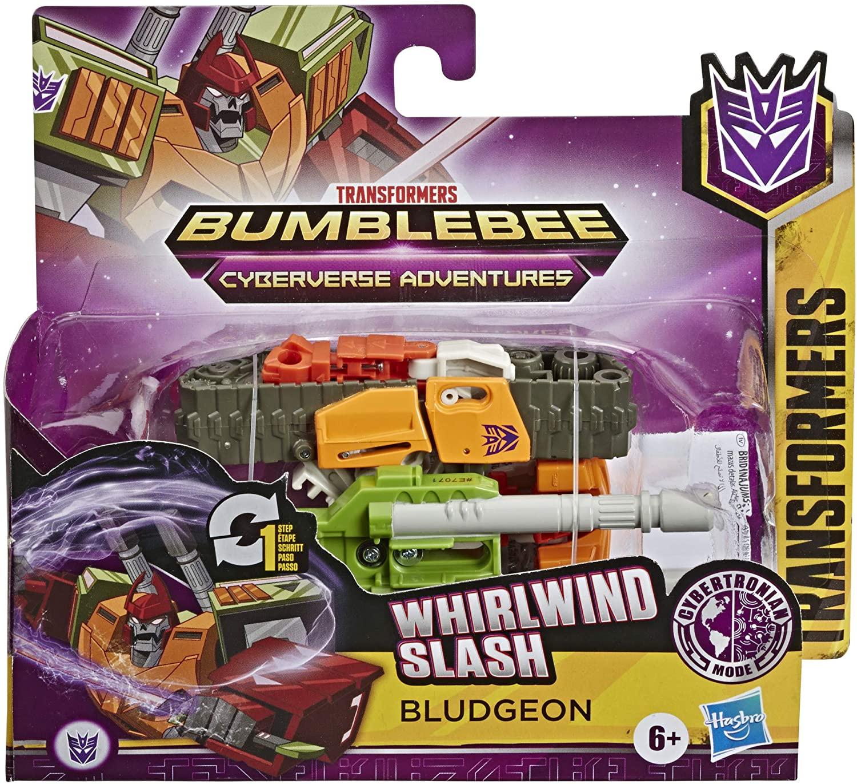 Transformers Robot Vehicul Cyberverse 1 Step Bludgeon