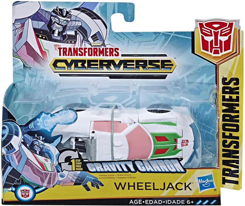 Transformers Robot Vehicul Cyberverse 1 Step Wheeljack