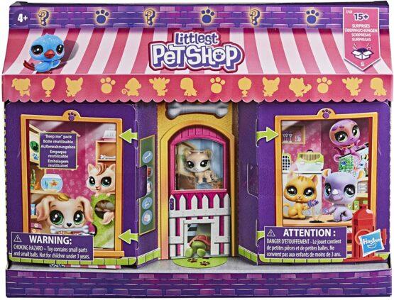 Ultimate Pet Shop Cu 8 Animalute Si 8 Accesorii