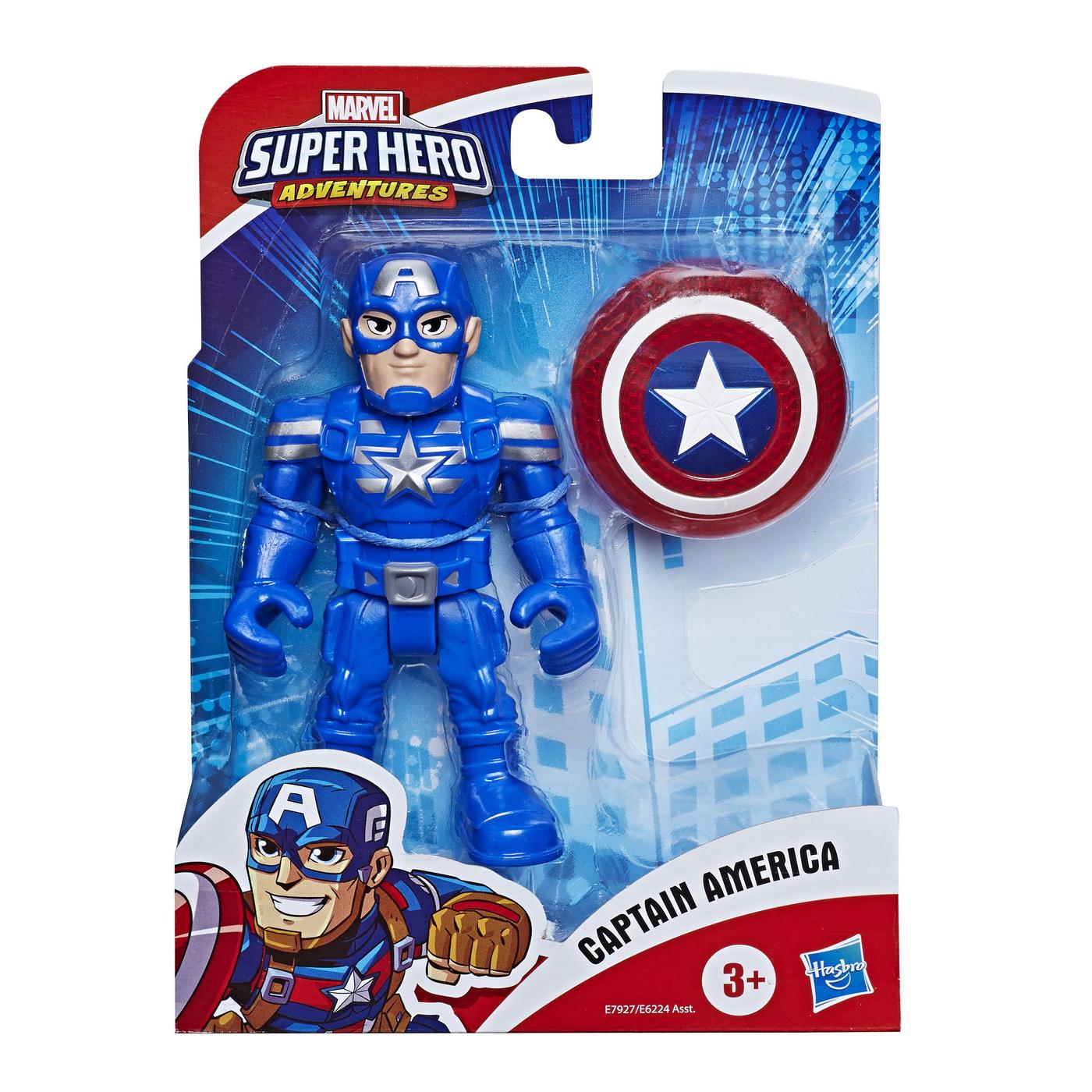 Figurina Avengers Superhero Capitan America