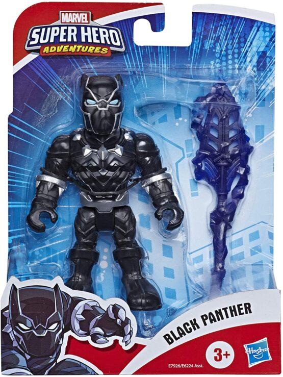 Figurina Avengers Superhero Black Panter
