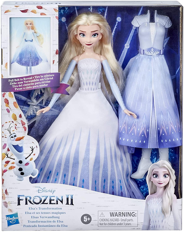 Papusa Frozen2 Elsa Transformarea Finala